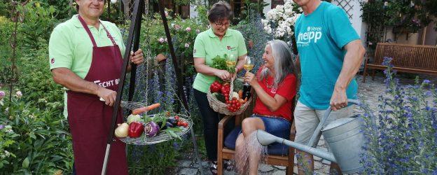 GENUSS-WORKSHOP: Vegetarisches Grillen für alle Sinne