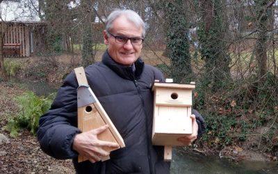 """VORTRAG: """"Wohnung gesucht: Nisthilfen für Meise, Fink, Star & Co."""""""